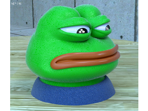 Pepe the frog(Rev 1)