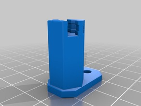 Guiding device for 2nd filament in Dremel 3d Idea Builder