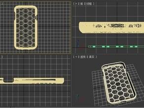 Galaxy S4 Hexagonal Case