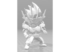 Kamen rider ex_aid series