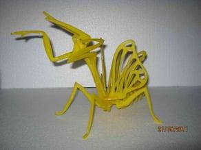 Mantis - 3D puzzle