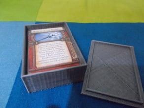Box for mini USA cards