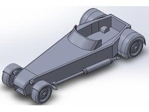 Coffin Kart