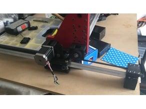 Root 3 CNC Y Gantry Reinforced Motion Link