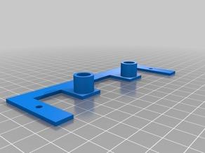 anet a8 frame anti bending