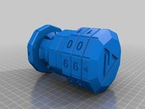 Combination Lock box