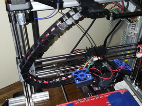 i3 Folger Prusa 2020 Connections to Open Chain Link