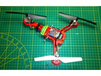 Makes & MINI TriCptr - TriCopter by Boxx - Thingiverse