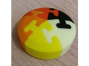 Spiral Puzzle Fidget