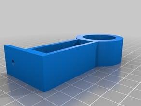 FLSun Prusa i3 - Frame filament holder