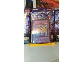 Yu Gi Oh Display Card Stand