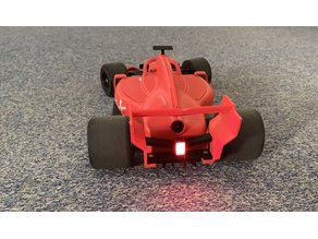 OpenRC F1 modifications