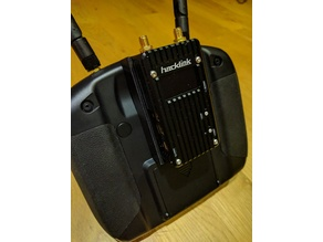 CUAV Hacklink Ground Station Radio mount