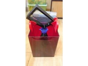 D7 / KLD vat dripping holder