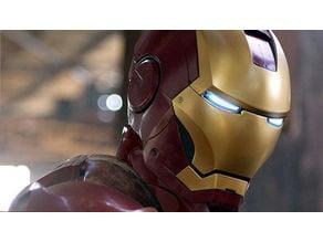 "Iron Man MK3 Helmet ""Definitive"" Remix"