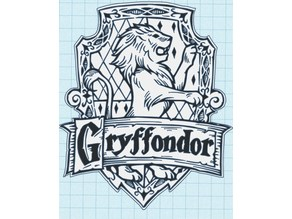 blason griffondor  harry potter