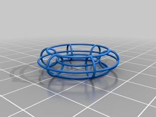 Simple Wire frame Torus