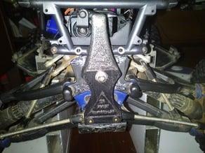 Traxxas Summit Revo 4WS rear steering