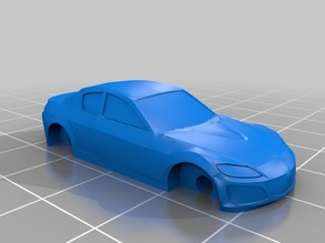 Mini Mazda RX-8