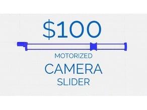 $100 Motorized Camera Slider