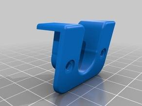 ford fiesta 2012 parcel shelf hinge clip