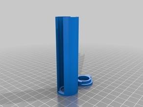 Penny Storage Tube + Cap