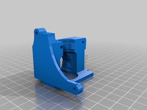 Makerbot Replicator 2 E3D V6 / lite mount
