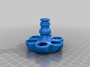H2O Diffuzor for refill aquarium (with gardena plug)