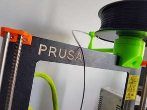 Universal stand-alone filament spool holder - 6.6mm Base