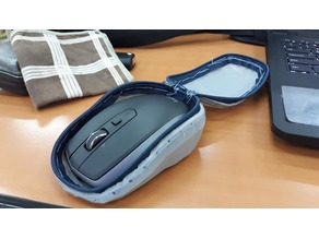 Logitech MX Anywhere travel case