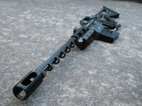 Paintball Muzzle Brake - Wasteland Sniper Rifle