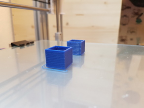 Retraction cubes