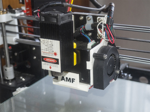 Laser Mount for Anet A8