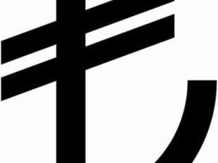 Turkish Liras Sign