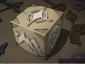 Primal Source Cube from The Dragon Prince