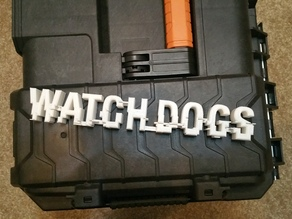 Watch_Dogs Logo