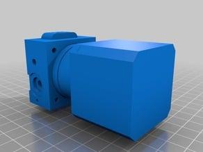 Bulldog XL Extruder Model