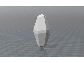 Trigonal crystal Calcite