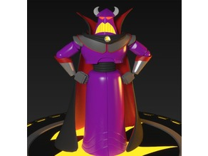 Toy Story: Evil Emperor Zurg