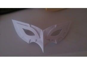 Wearable Joker Mask