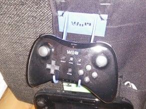 Wii U pro controller Holder/dock