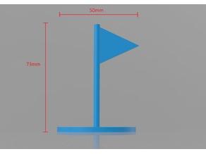Flag (50mm)