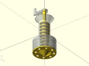 Improved Mini Extruder: Layered Moineau based Pump