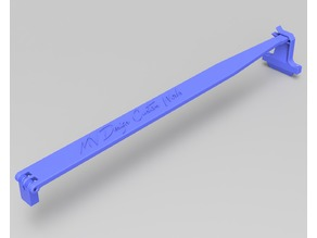 Traxxas Slash 2WD battery clip-on strap