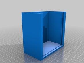 Light box for Lithophane (square)