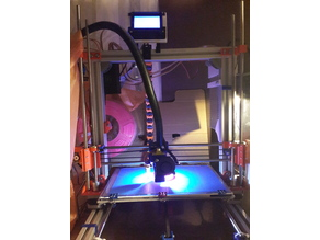 Scalar M Z Axis - for 10mm Bars with T8 Lead Screw