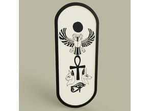 Bastet Anubis HorusEye Scarab Sun LifeCross