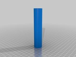 Replacement 22mm I.D. Tube for Sunforce 86116 Solar Garden Lights