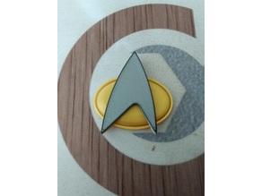 Starfleet Com Badges