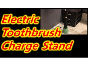 Electric Toothbrush Charge stand